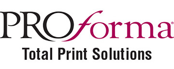 Proforma Total Print Logo